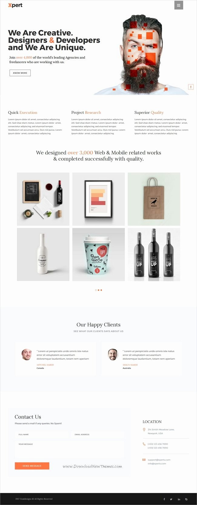 412 Best Images About Best Adobe Muse Template Collection