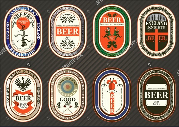 42 Beer Label Designs