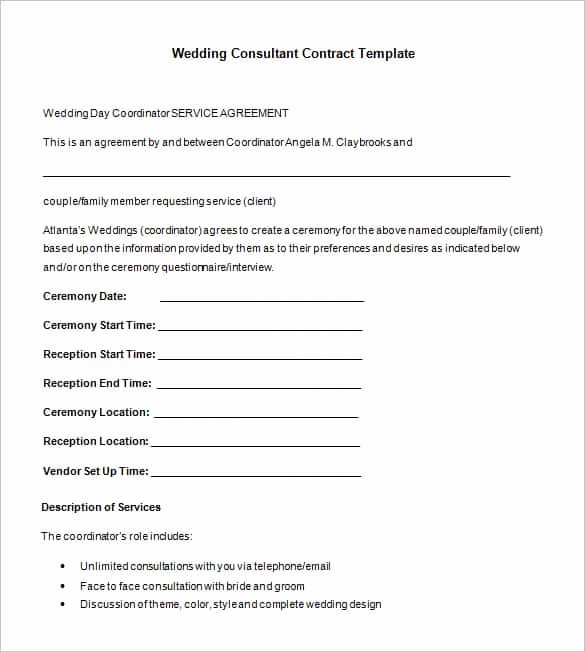 42 Contract Templates