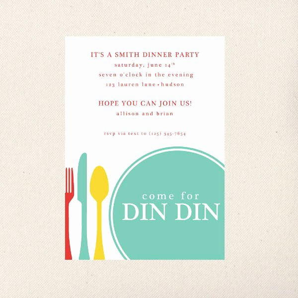 43 Dinner Invitation Psd Templates