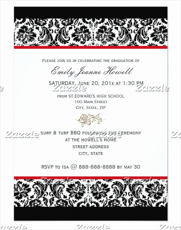 43 Invitations Templates In Psd
