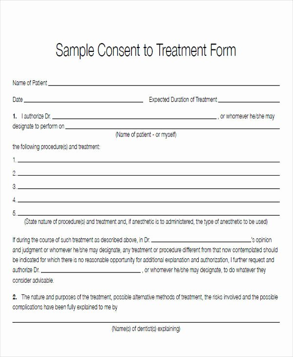 43 Sample Medical forms In Pdf
