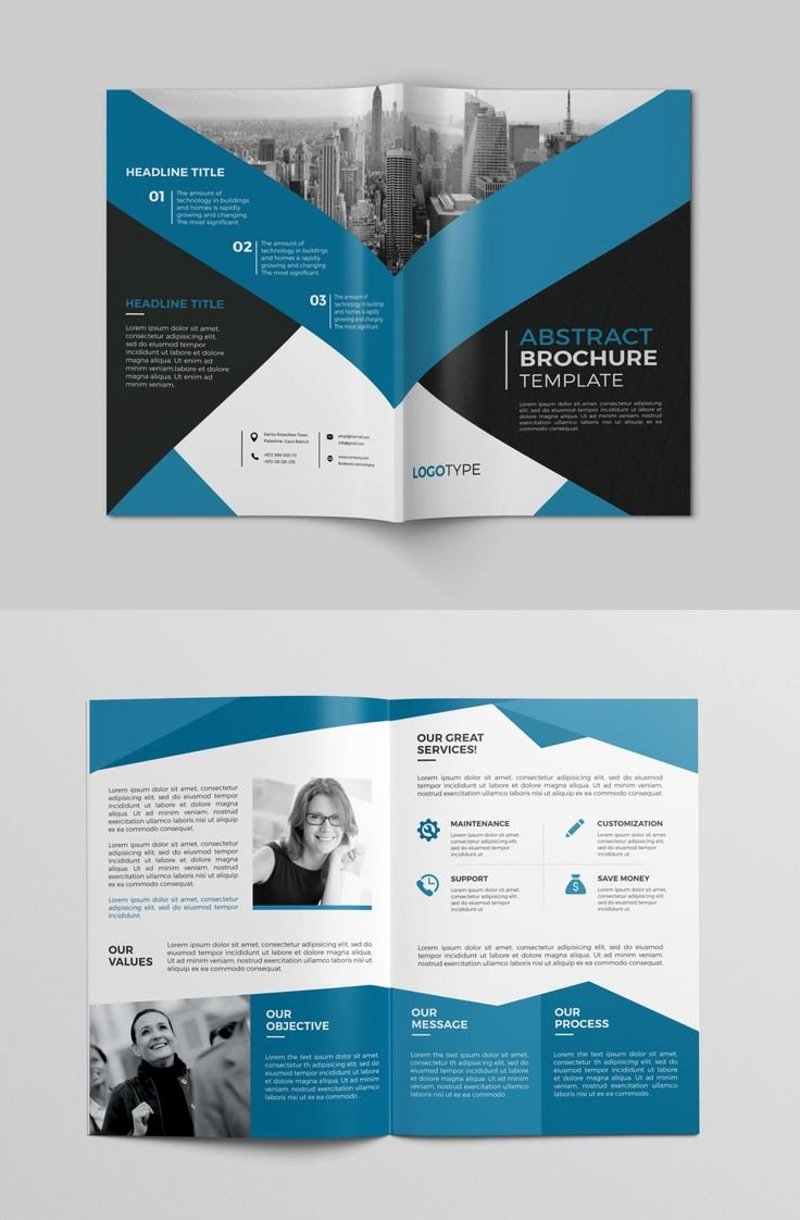 44 3 Fold Brochure Template Gallery for Tri Fold Brochure
