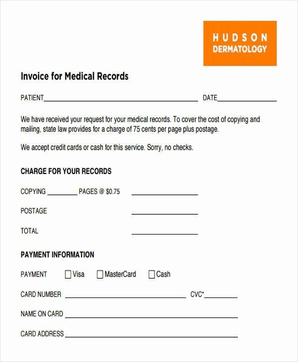 44 Blank Invoice Samples