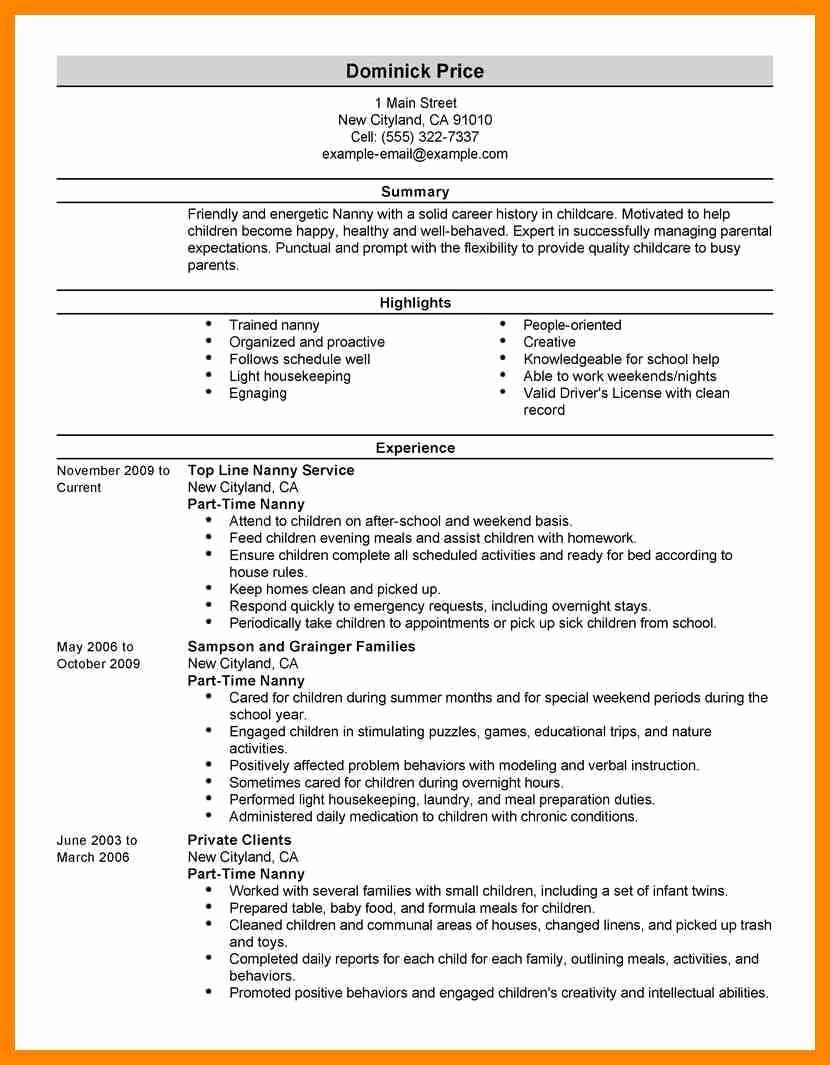 44 Fast How to Fill Out A Resume for A Job Bo E