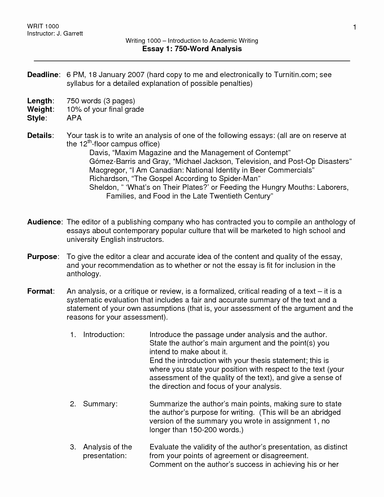 45 Essay In Apa format Example Apa format Essay Template