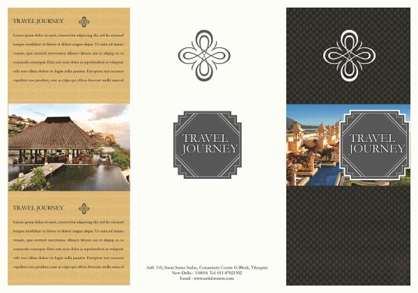 45 Free & Premium Best Psd Brochure Templates