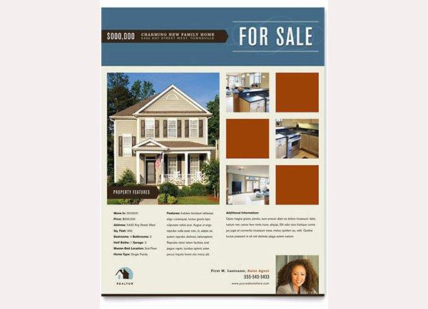 45 Psd Real Estate Marketing Flyer Templates Psd Docs
