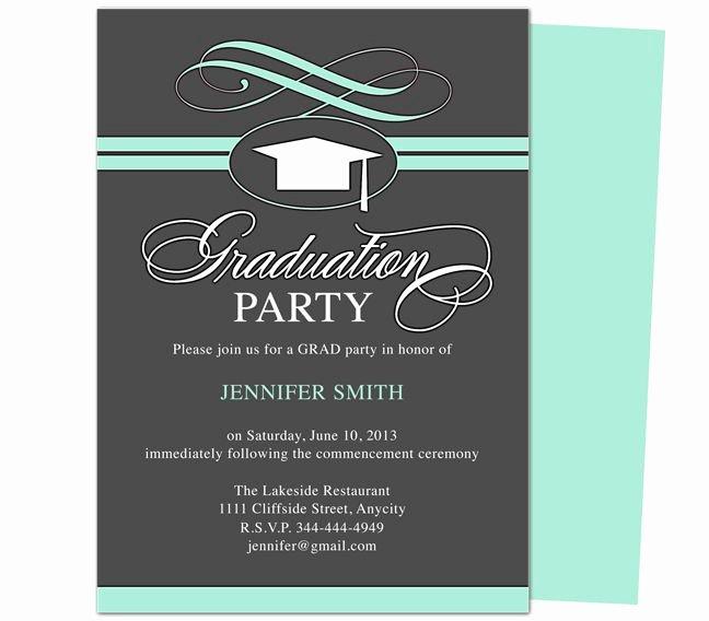 46 Best Printable Diy Graduation Announcements Templates