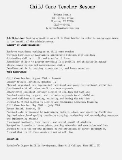 461 Best Job Resume Samples Images On Pinterest