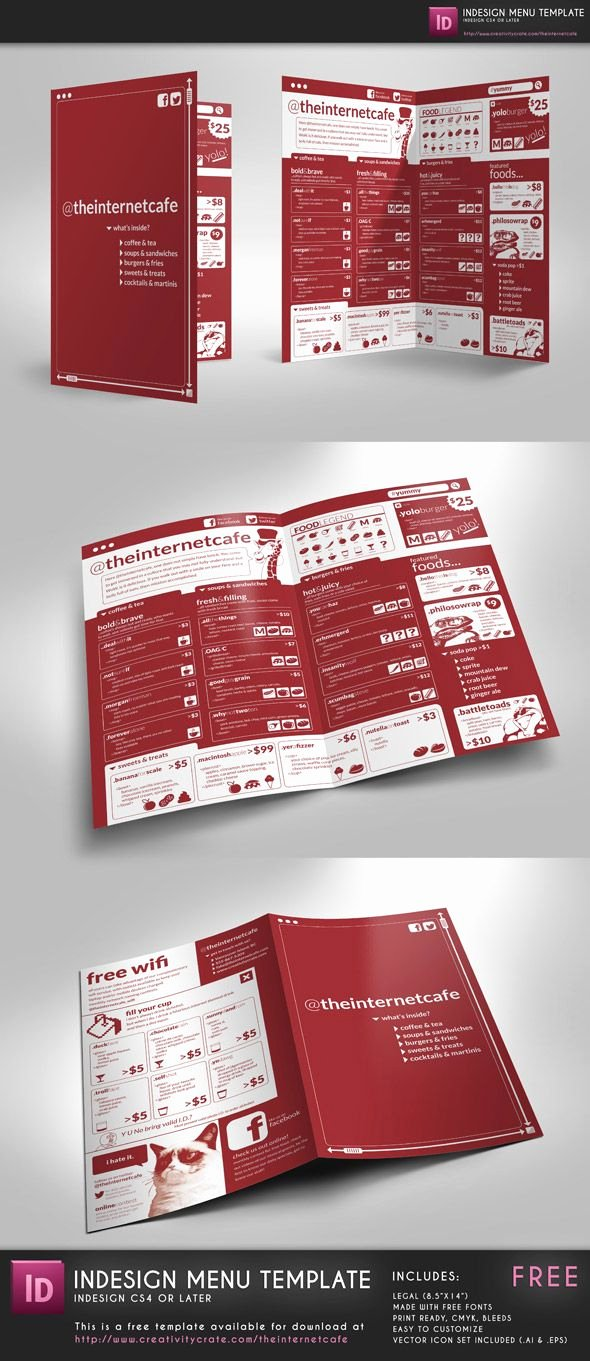 47 Best Indesign Templates Images On Pinterest