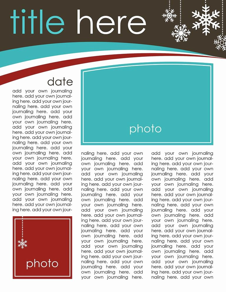 49 Free Christmas Letter Templates that You Ll Love