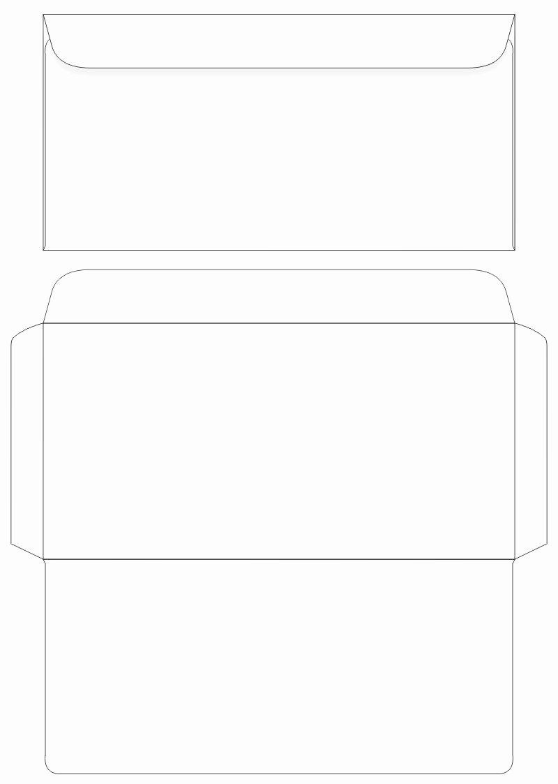 5 Best Of Envelopes Printable Template Design