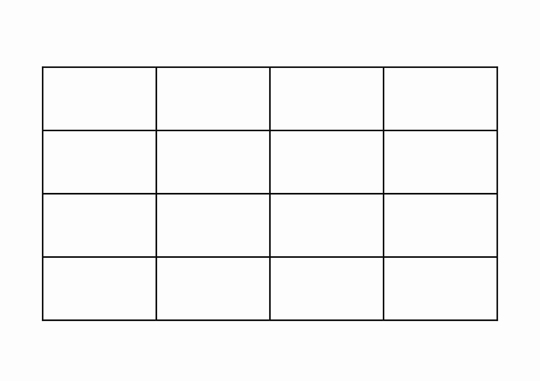 image relating to Blank Playing Cards Printable identify 5 Easiest Of Printable Blank Enjoying Playing cards Blank Latter