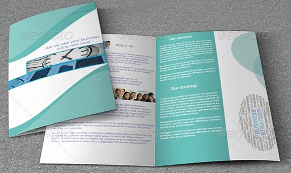 5 Best Of Simple Brochure Design Tri Fold