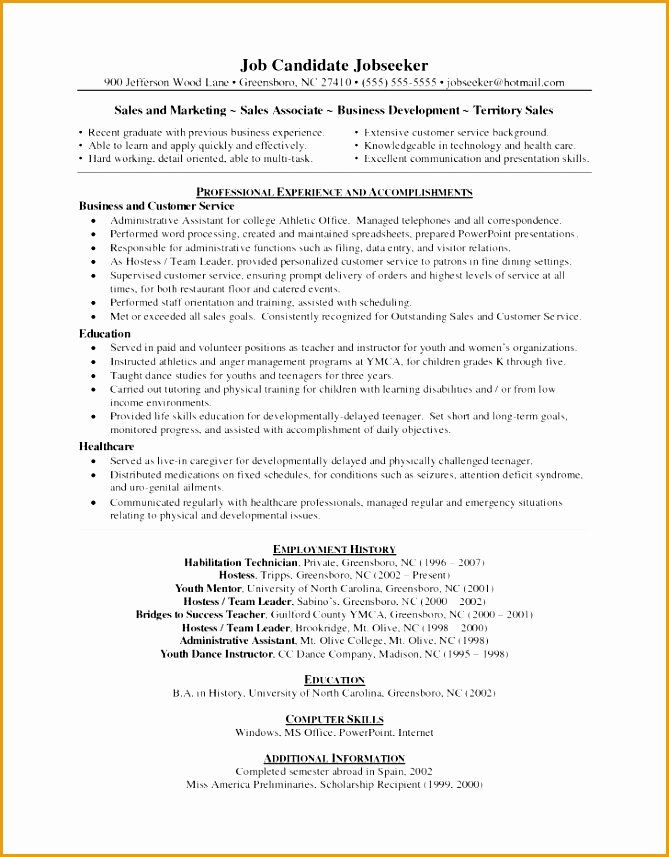 5 Clothing Store Sales associate Resume Free Samples