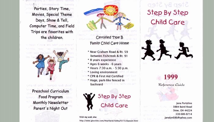 5 Daycare Flyers Templates