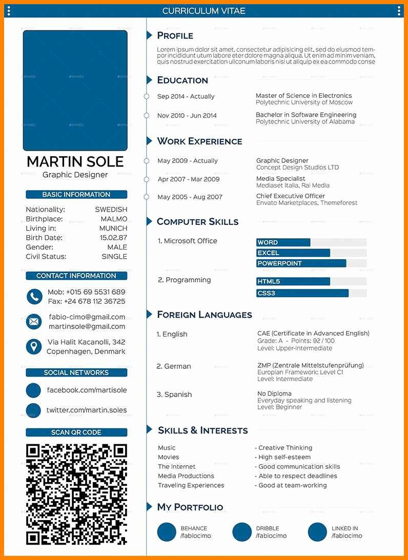 5 Engineer Cv Template Word