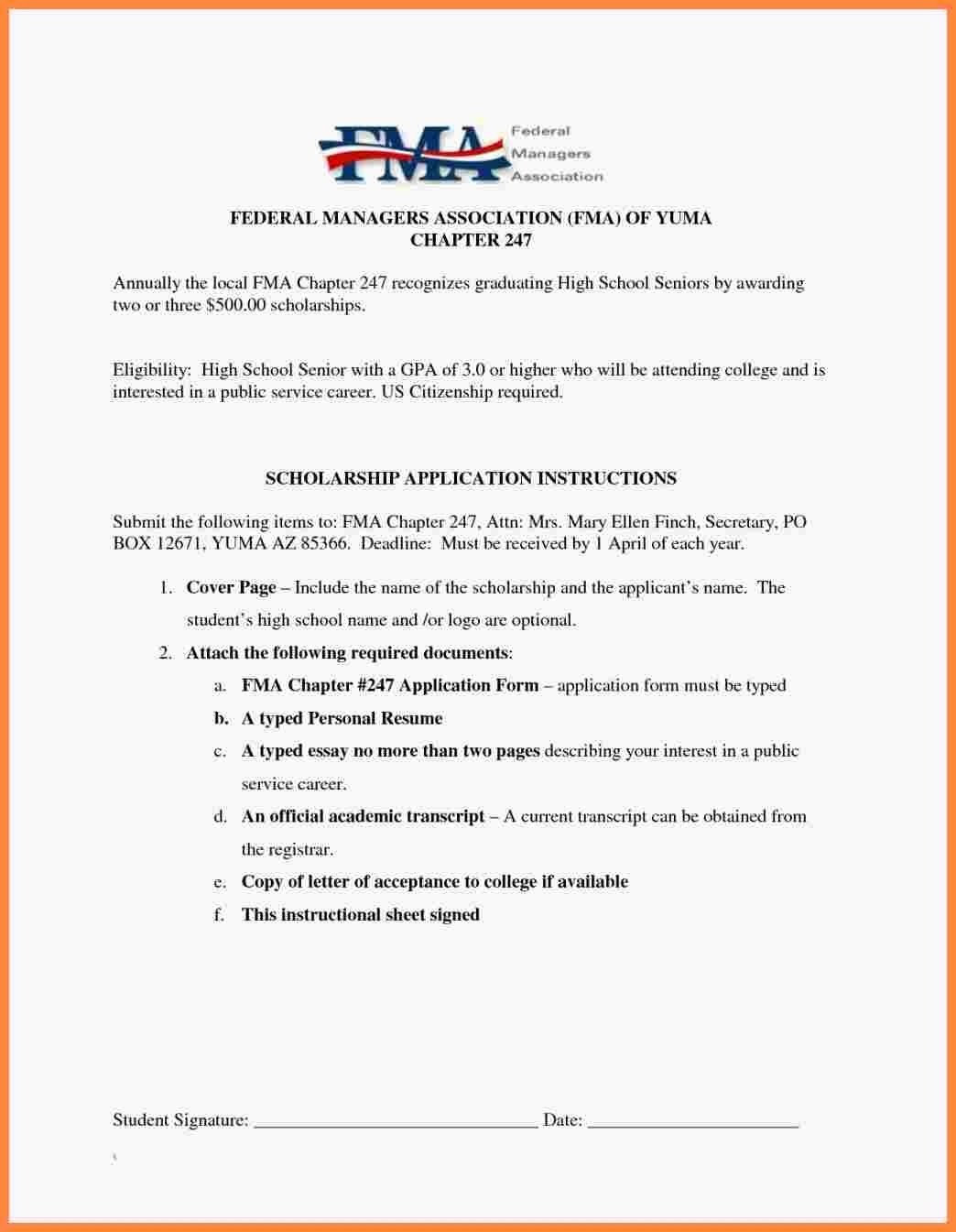 5 format Business Letter
