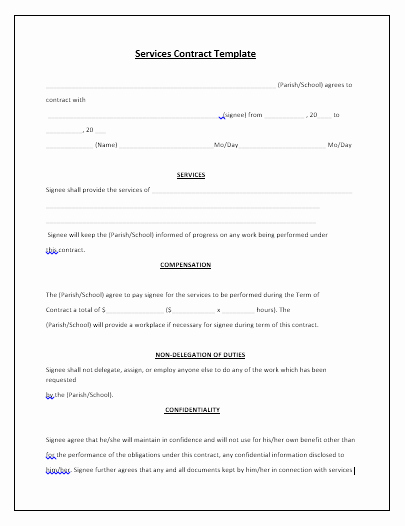 5 Free Maintenance Contracts Samples and Templates