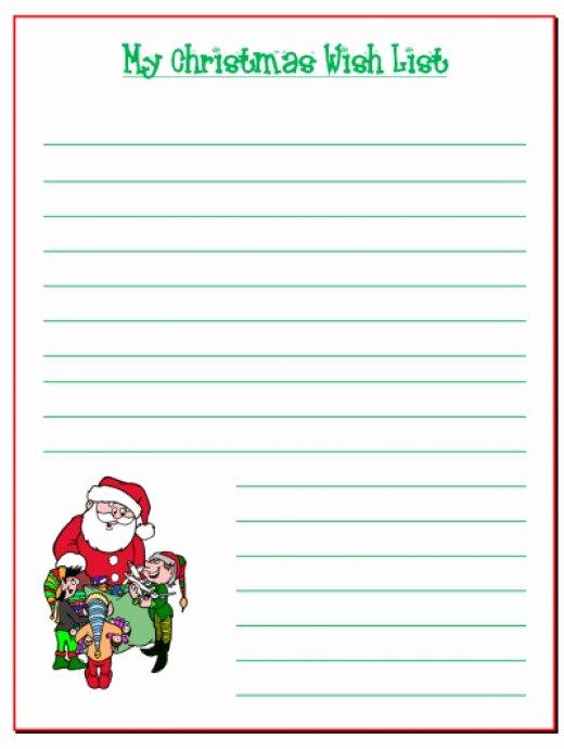5 Fun Free Santa Printables