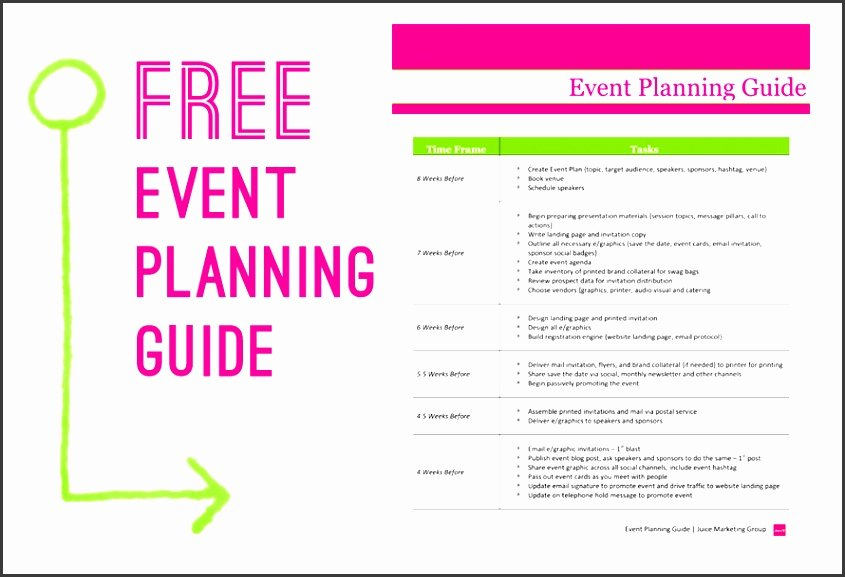 5 Printable Church event Planning Checklist
