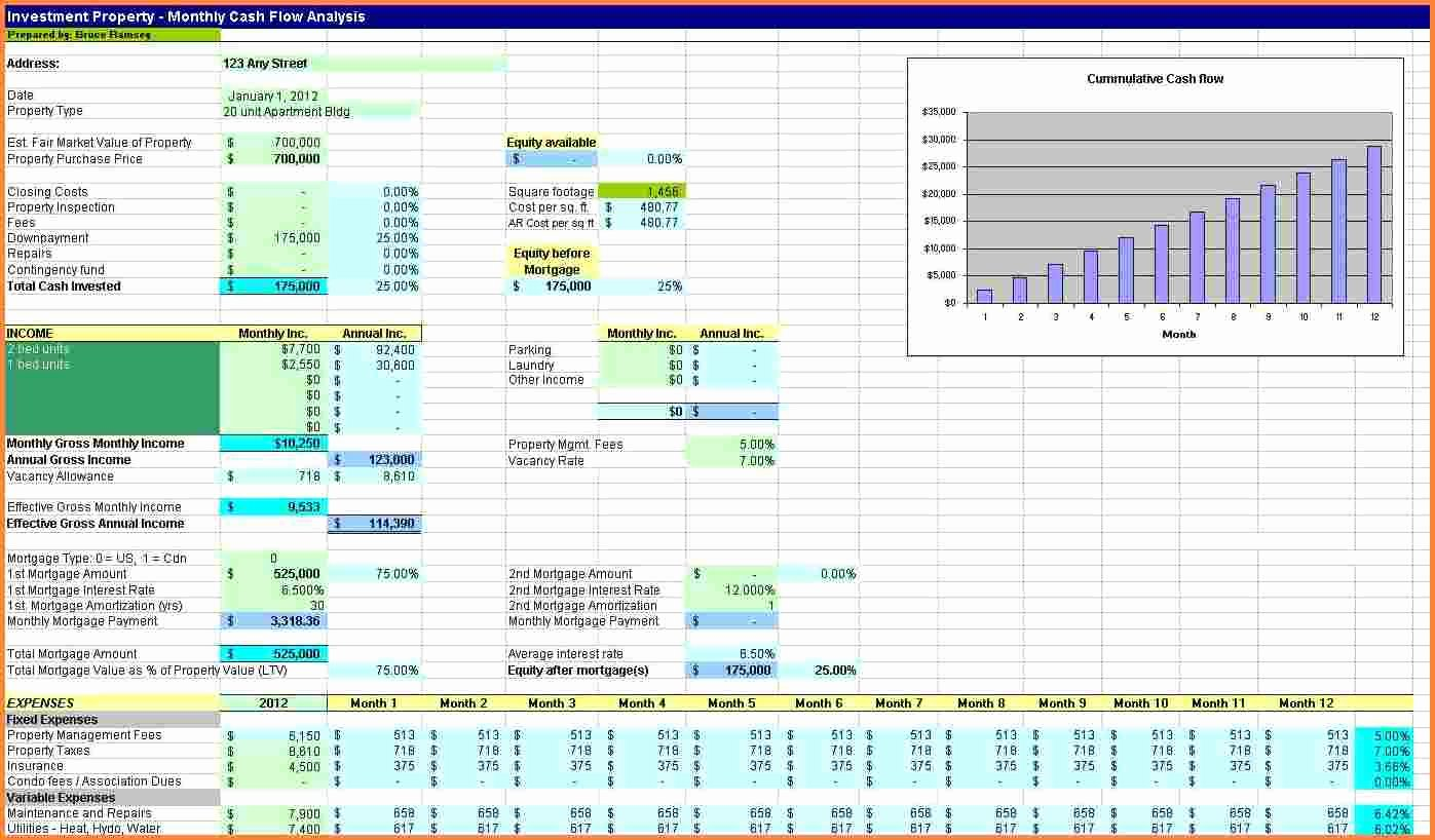5 Real Estate Agent Expense Tracking Spreadsheet