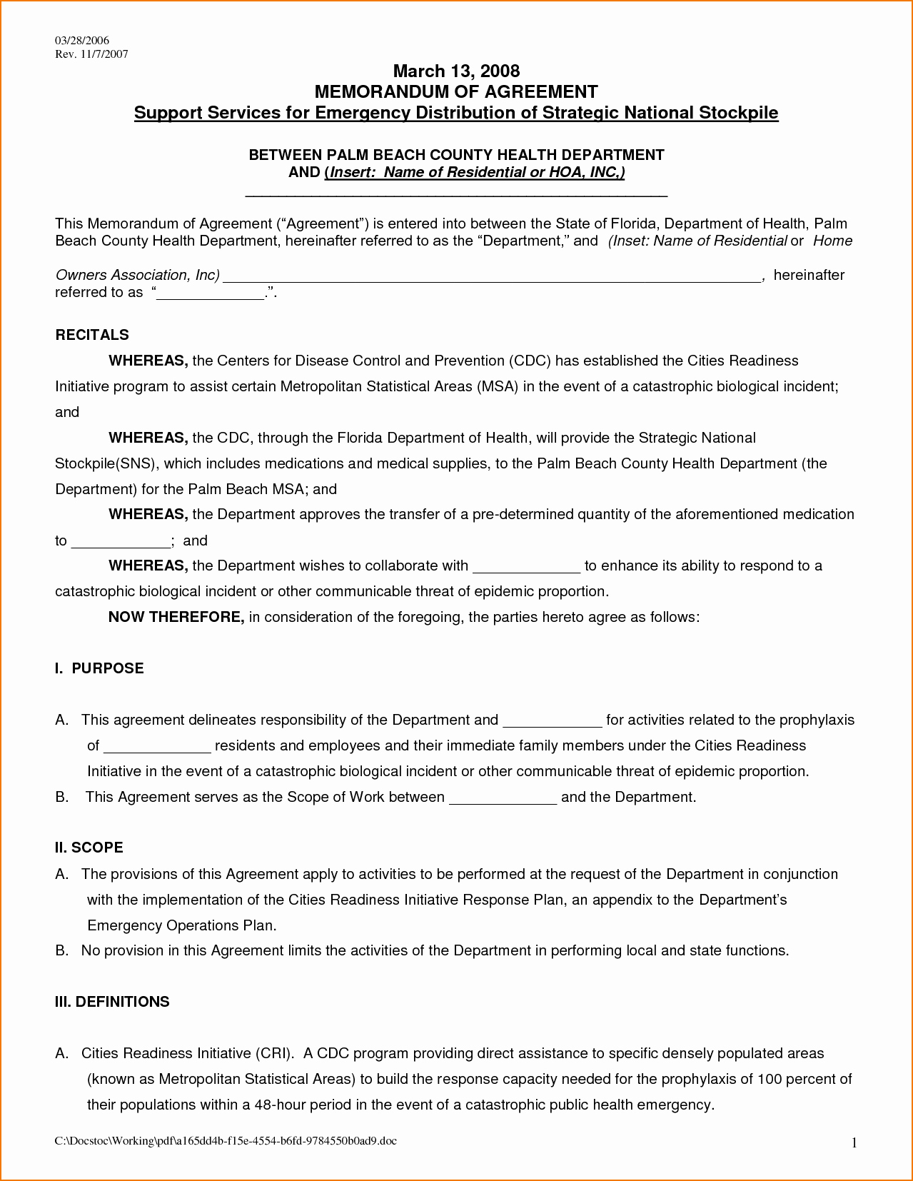 5 Rental Lease Agreement Template Word