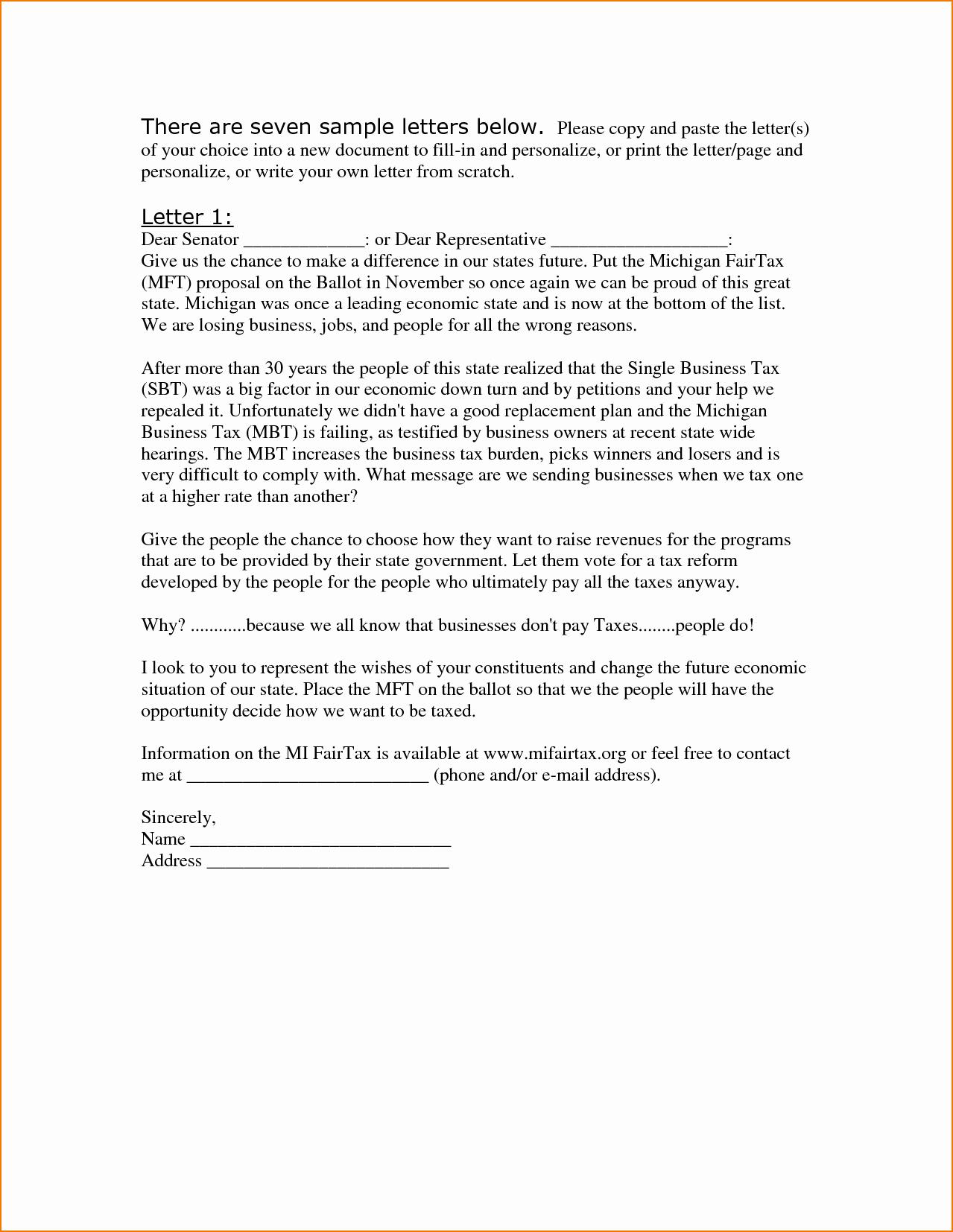 5 Sample Business Proposal Letter