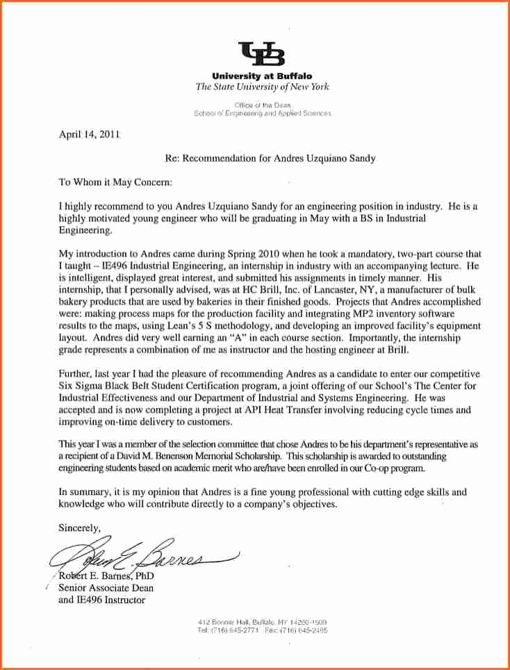 5 What is An Academic Reference Letter Bud Template