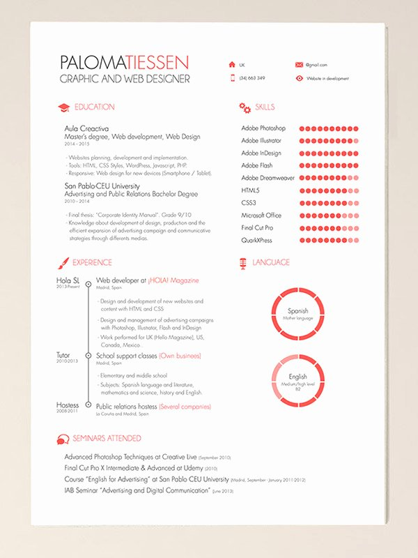 50 Beautiful Free Resume Cv Templates In Ai Indesign Psd Formats You Would Love To Grab