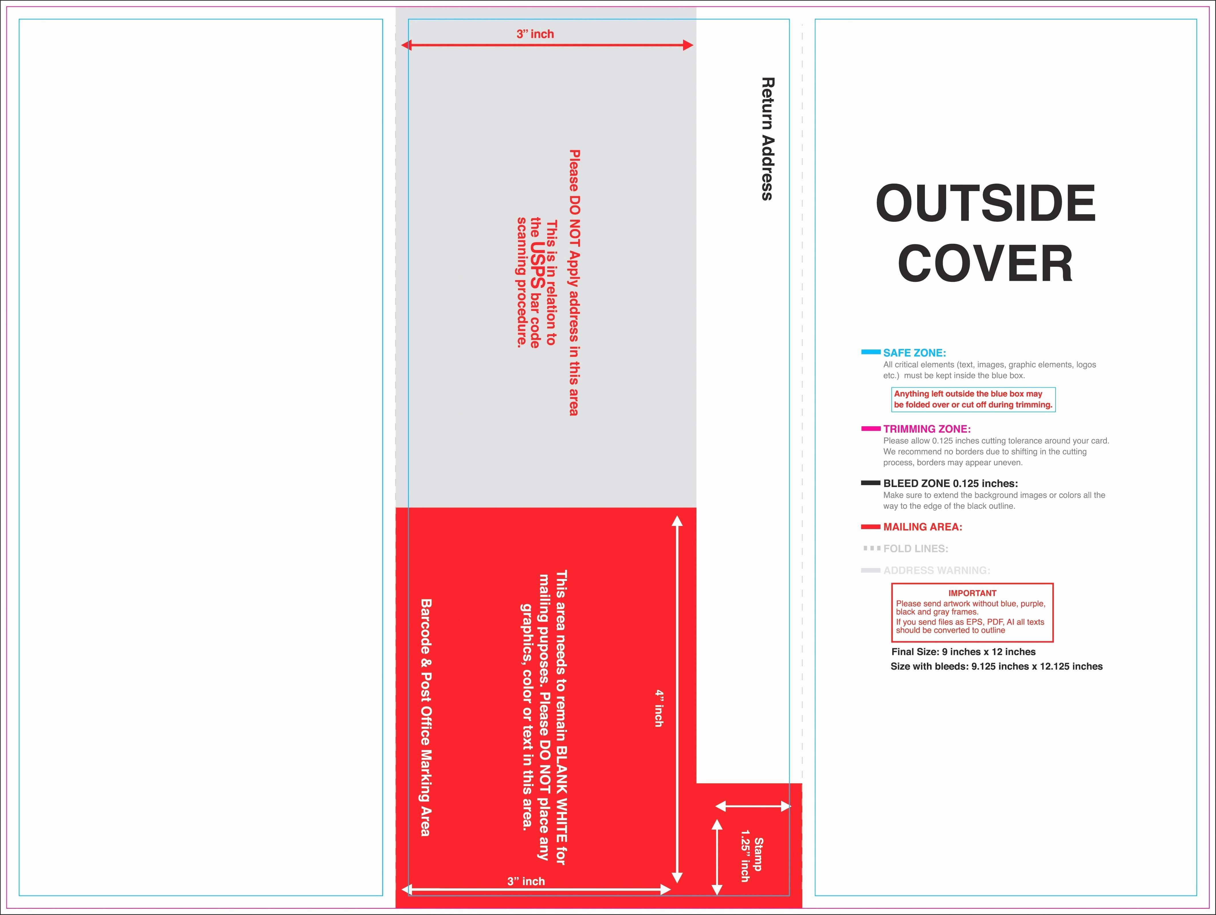 50 Best Adobe Indesign Tri Fold Brochure Template