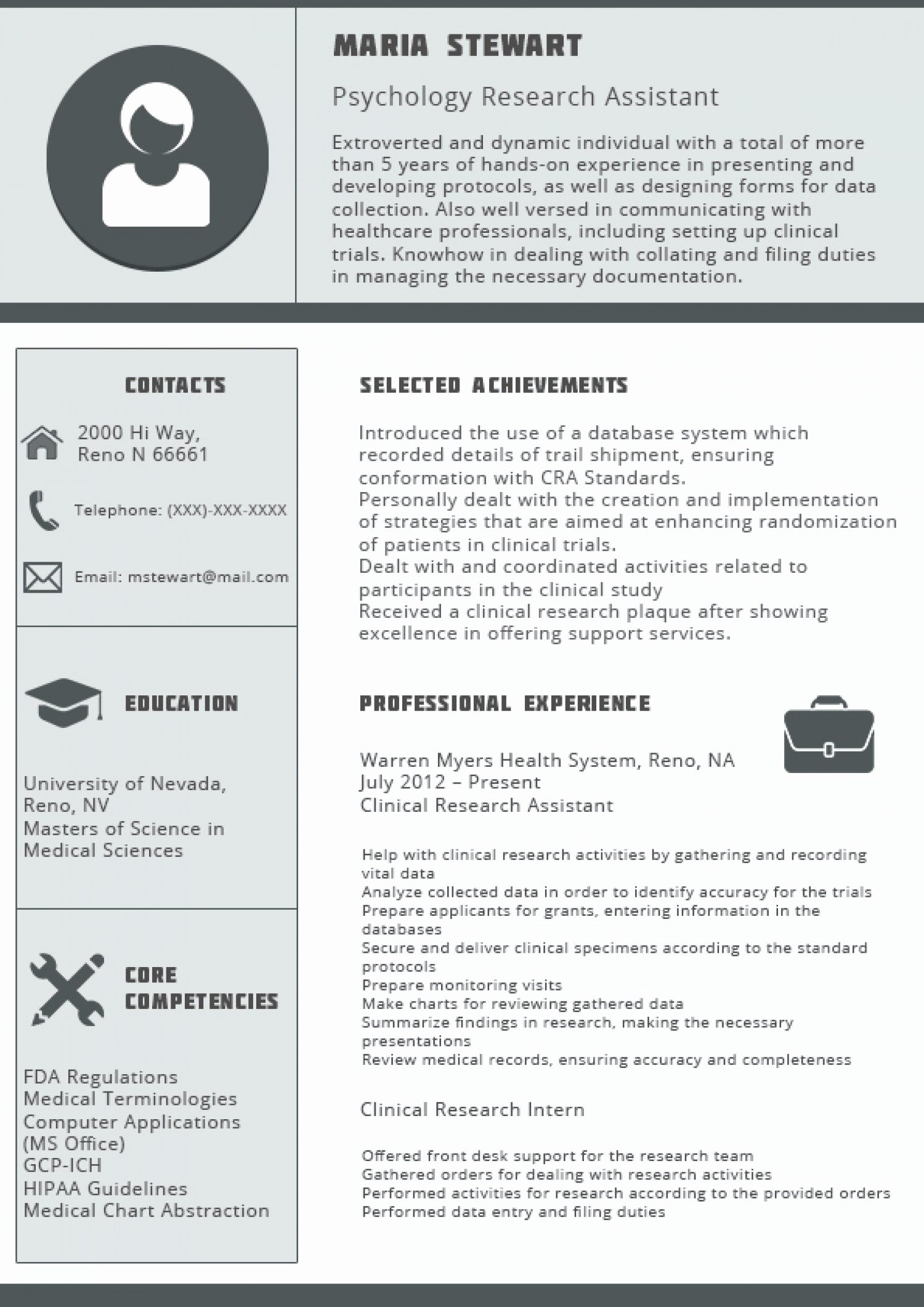 50 Best Resume Samples 2016 2017