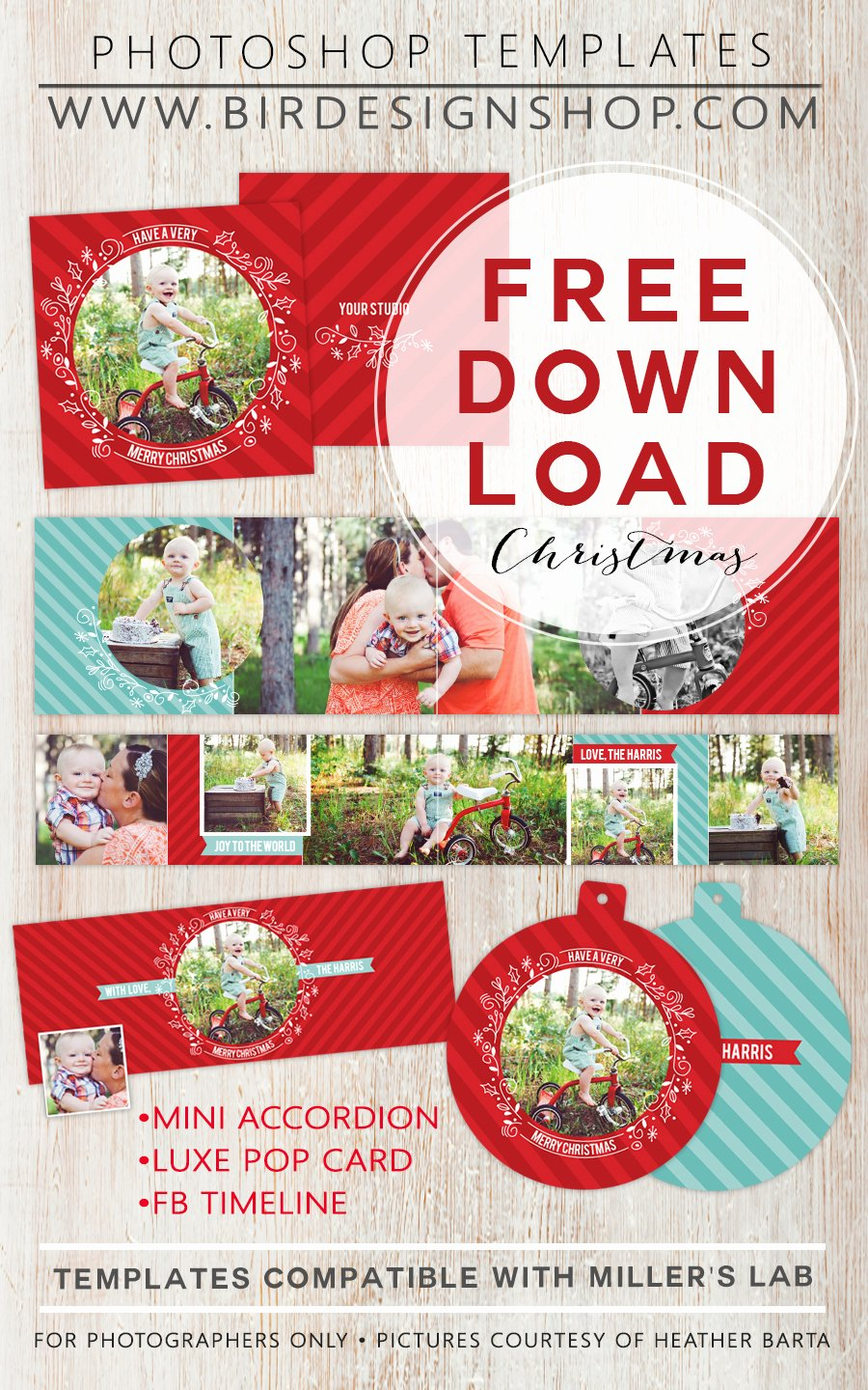 50 Free Holiday Card Templates Moritz Fine Designs