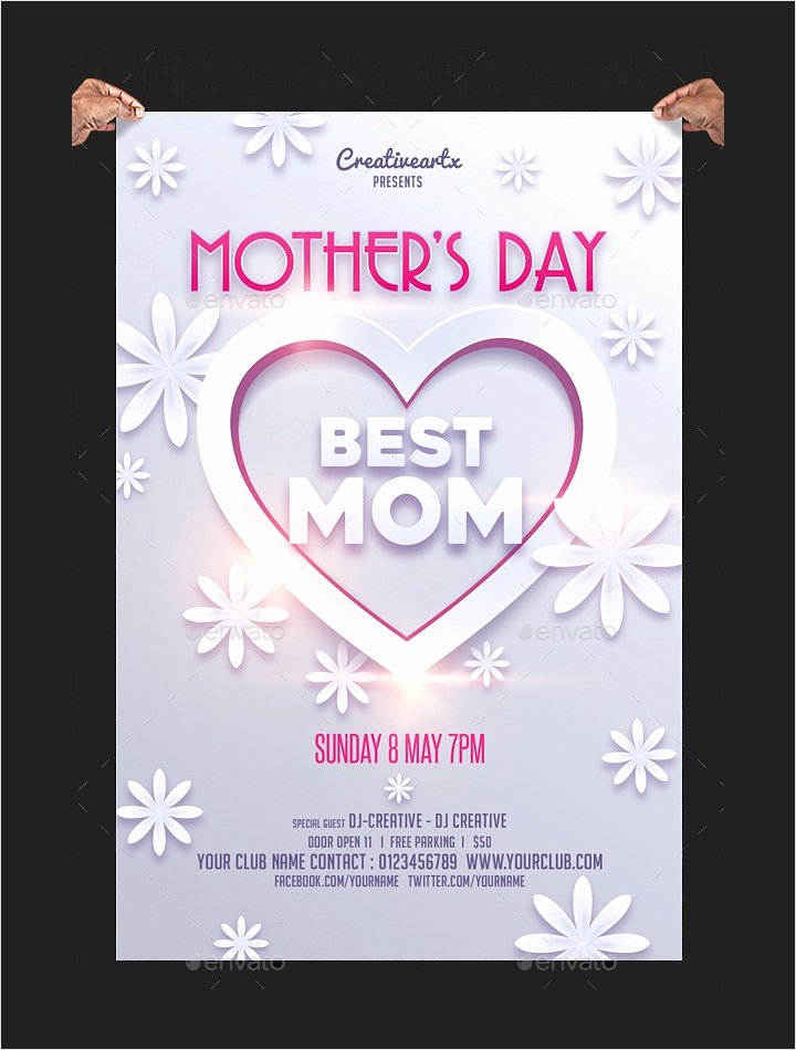 50 Premium Mother S Day Templates Flyer Greeting Cards