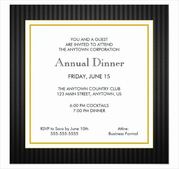 50 Printable Dinner Invitation Templates Psd Ai