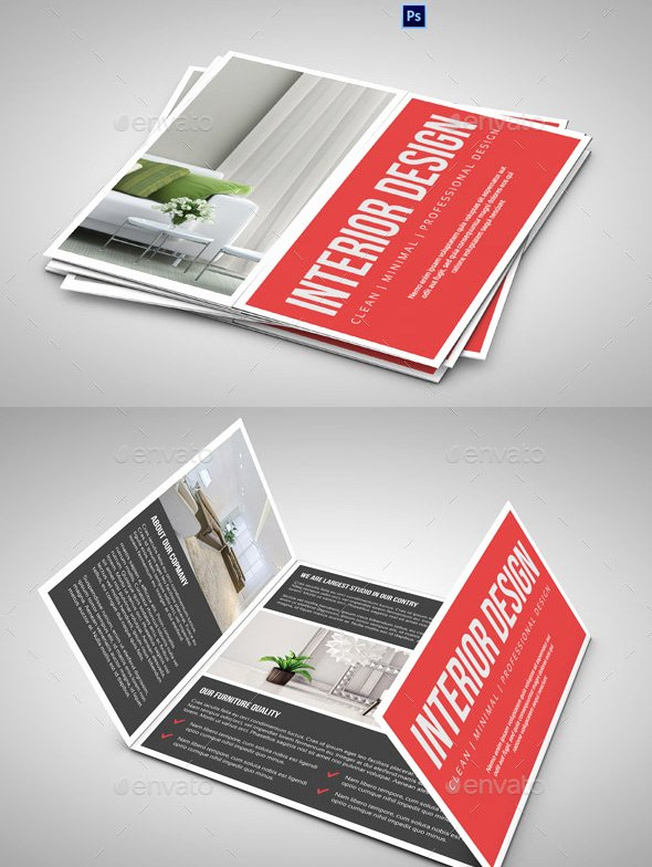 50 top Psd Brochure Template Designs 2016