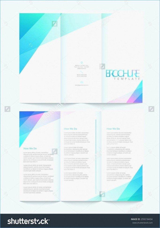 50 Unique Double Sided Brochure Template Google Docs