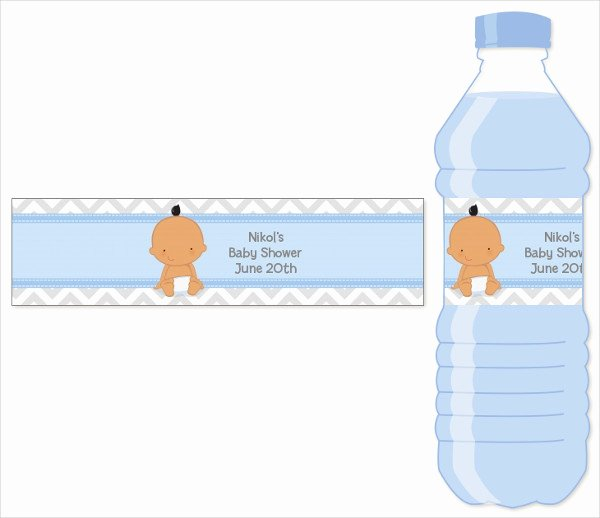 51 Bottle Label Templates