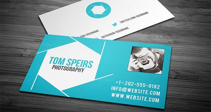 52 Graphy Business Cards Free Download