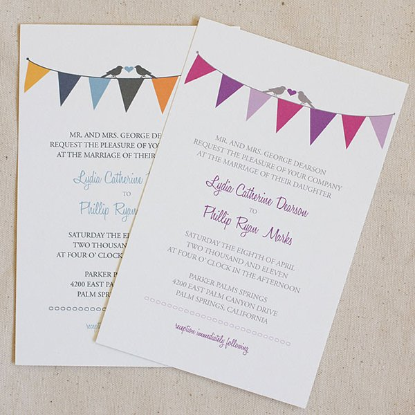 52 Invitation Templates