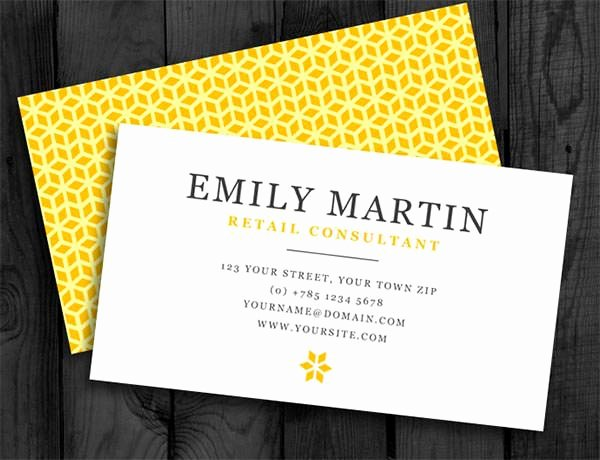53 Best Premium Business Card Template Designs