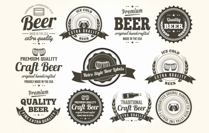 53 Label Design Templates