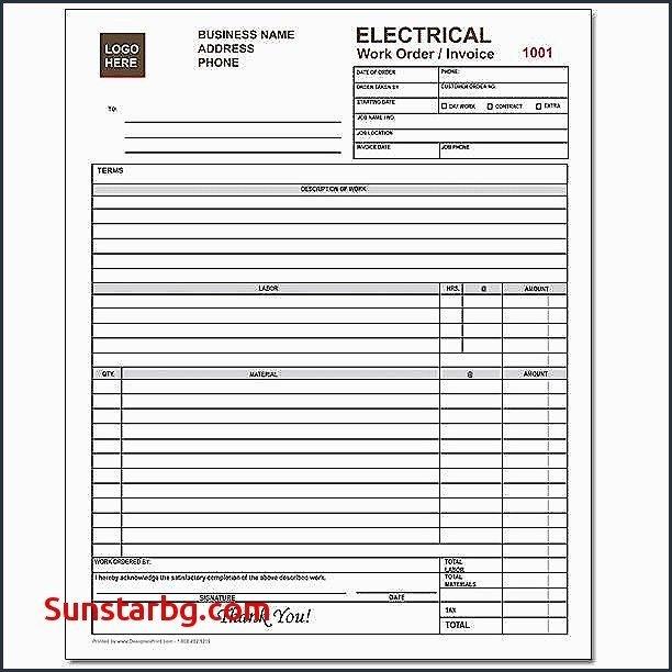 54 Super Circuit Breaker Panel Template Excel