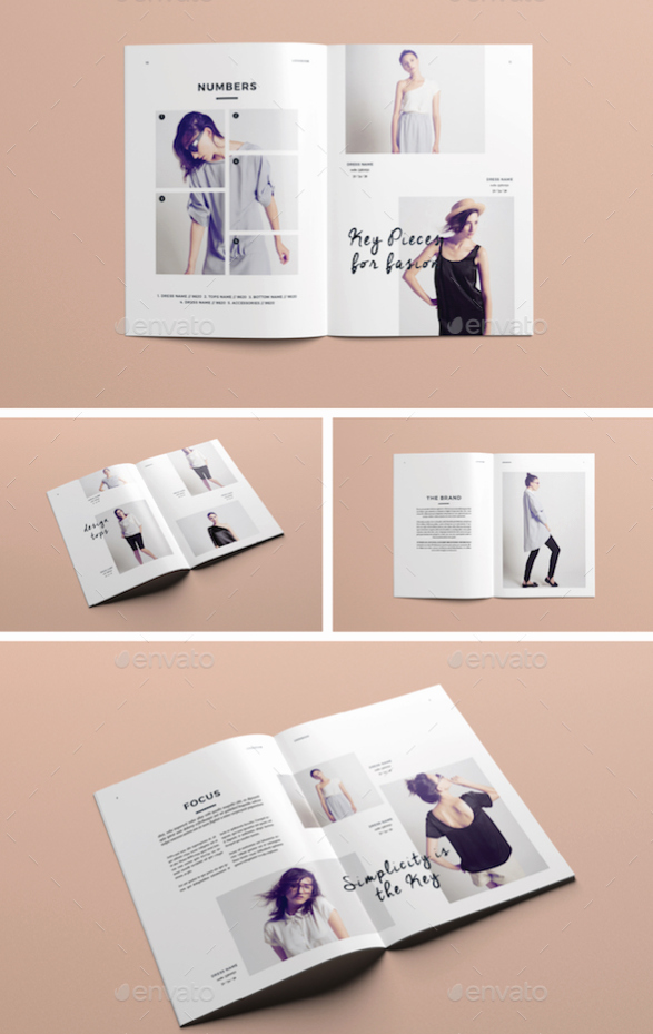 55 Best Magazine Layout Templates Designssave
