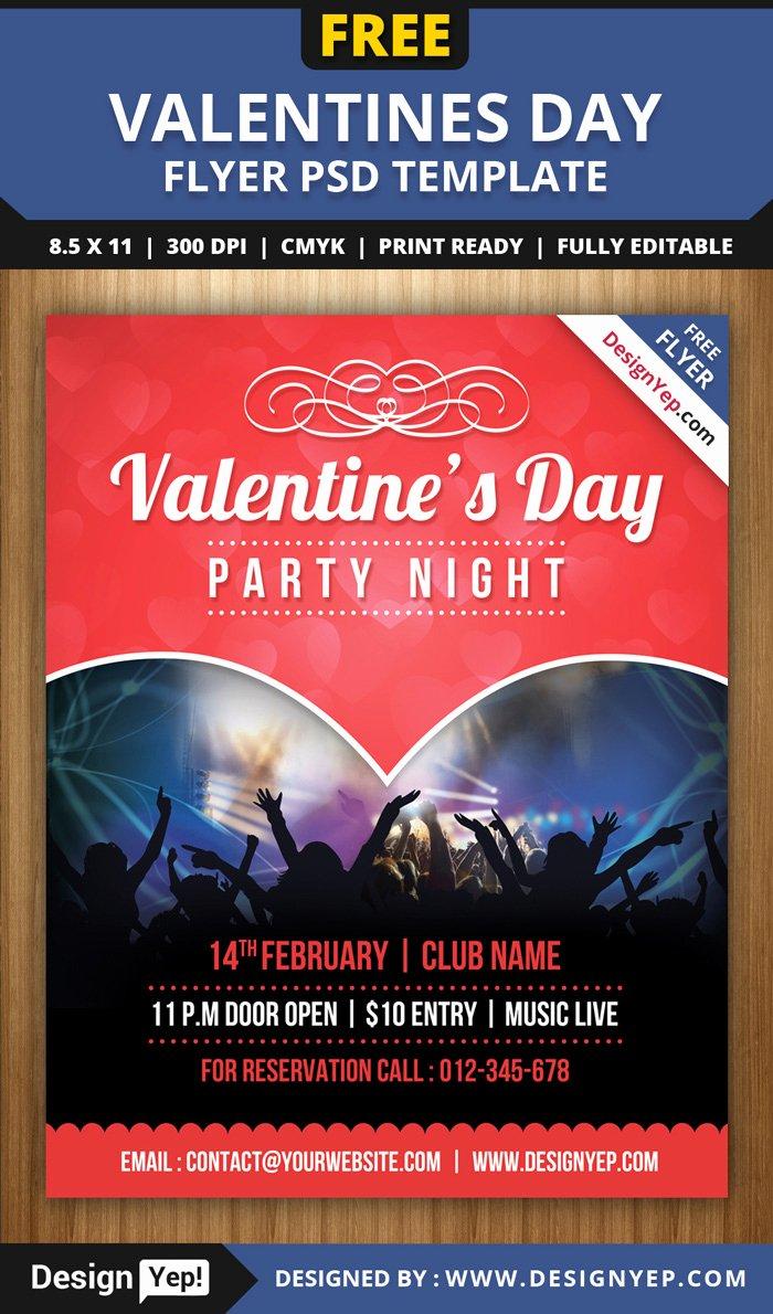 55 Free Party & event Flyer Psd Templates Designyep