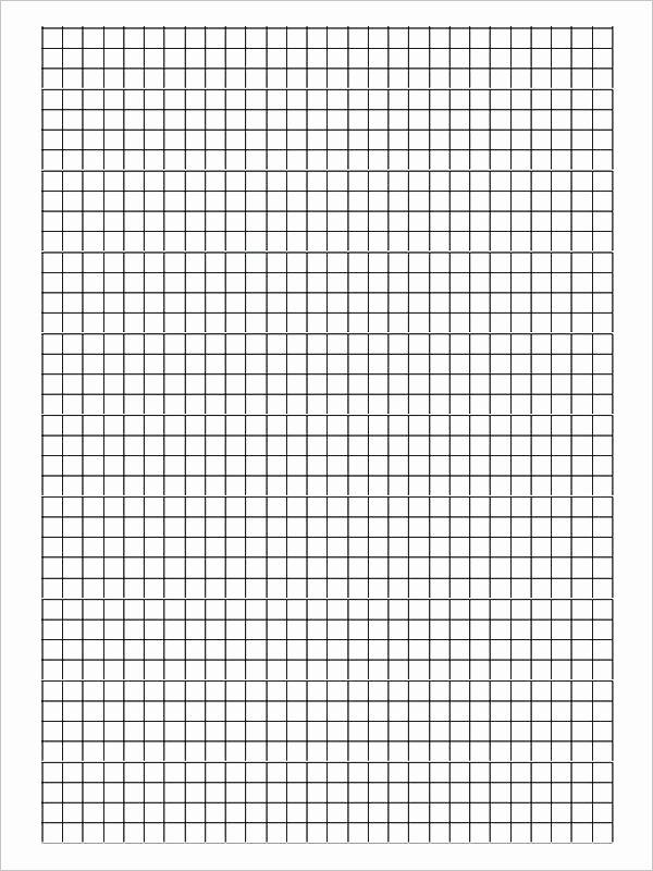6 7 Blank Graph Template