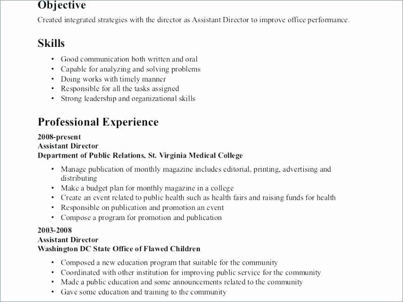 6 7 Skills and Qualification for Resume