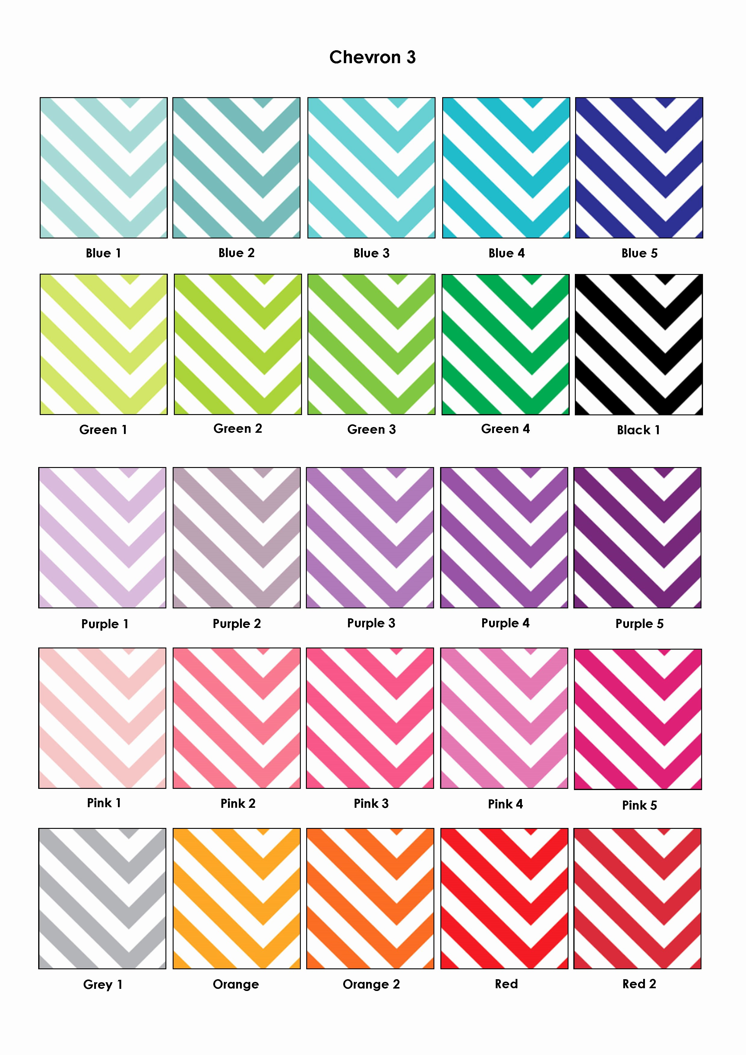 6 Best Of Chevron Printable Binder Spine Templates