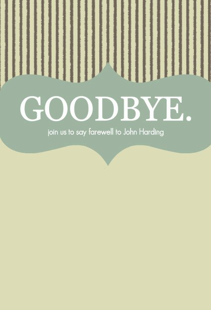 6 Best Of Farewell Lunch Flyer Template Fare Well